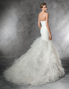 PRONOVIAS MILDRED rear