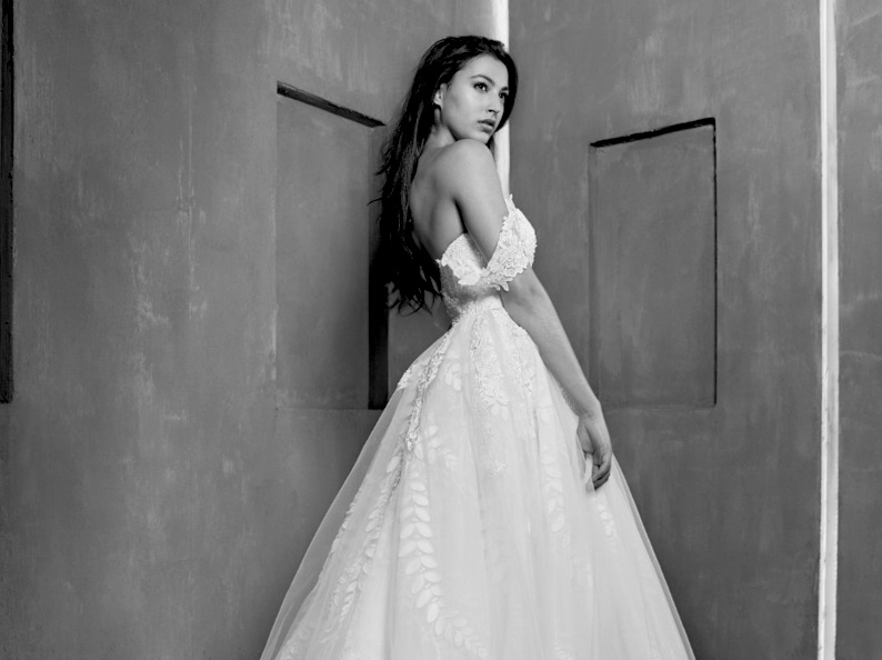 Helen Constance wedding dress trunk show Melbourne Raffaele Ciuca