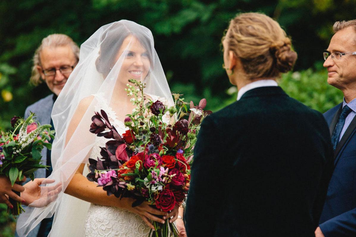 Raffaele Ciuca Real Bride Esther, Melbourne wedding, Maggie Sottero Brianna