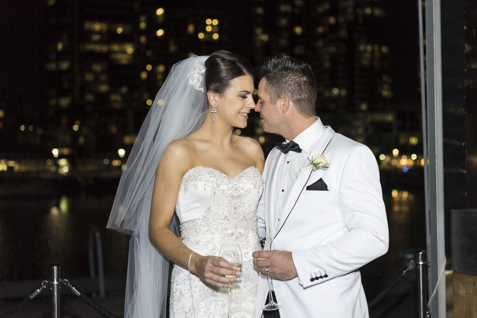 Melbourne city wedding