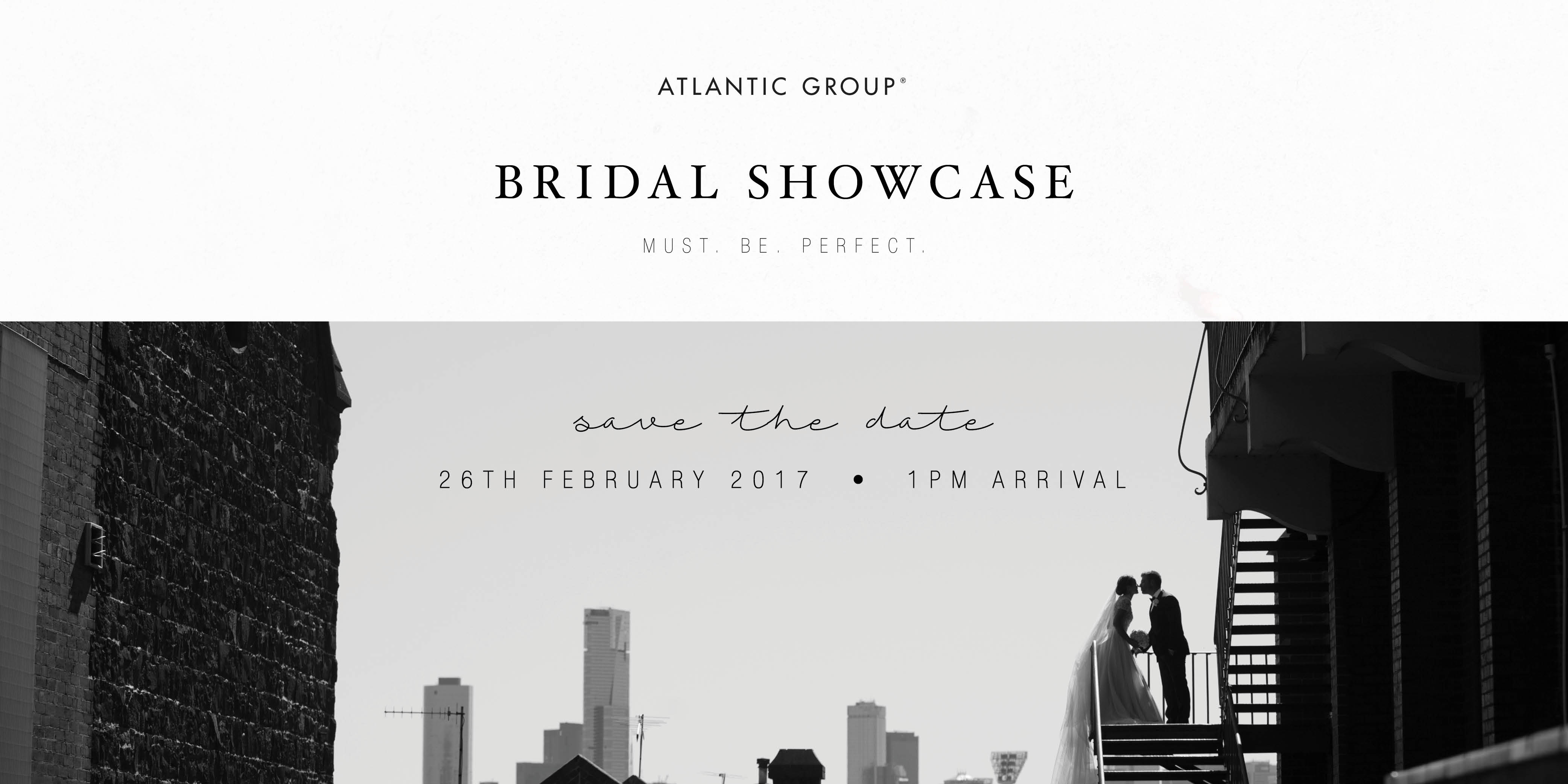 Atlantic Group Bridal Showcase 2017 Melbourne Expo