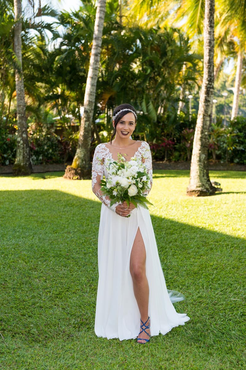 Real bride wedding Berta Bridal 14-11 Australia