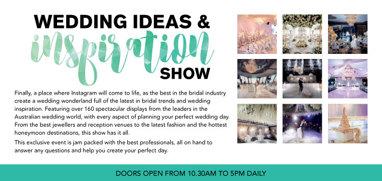 Melbourne Bridal Fashion Week Expo