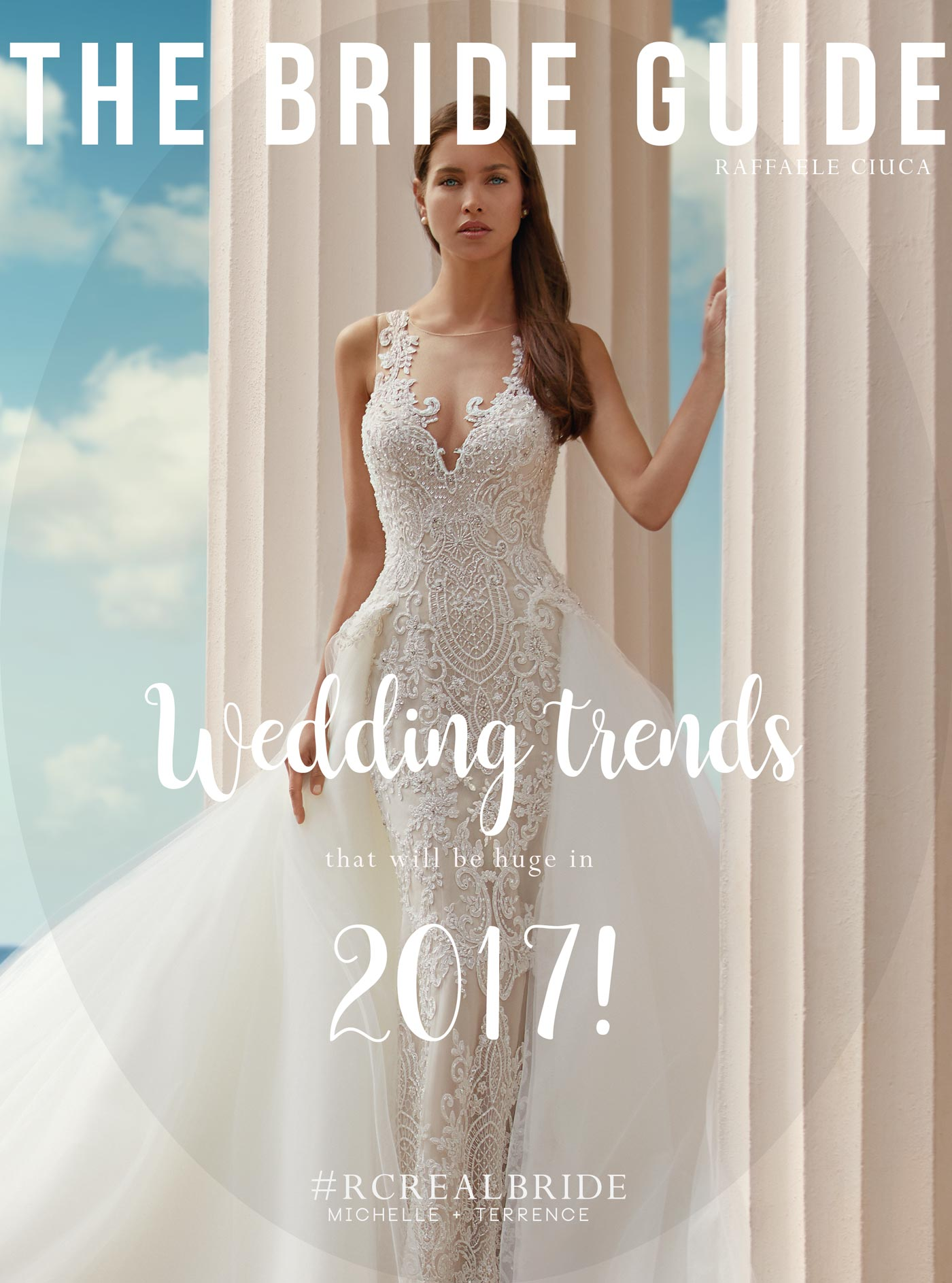 The bride guide wedding trends that will be huge in 2017, Demetrios 707 dress