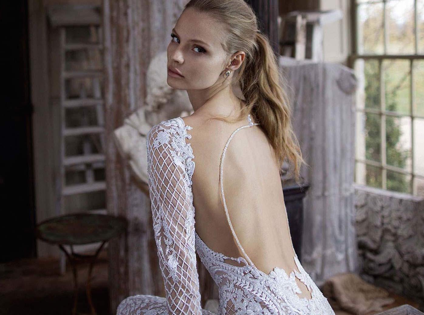 5 bohemian wedding dresses - Berta bridal from Raffaele Ciuca Bridal