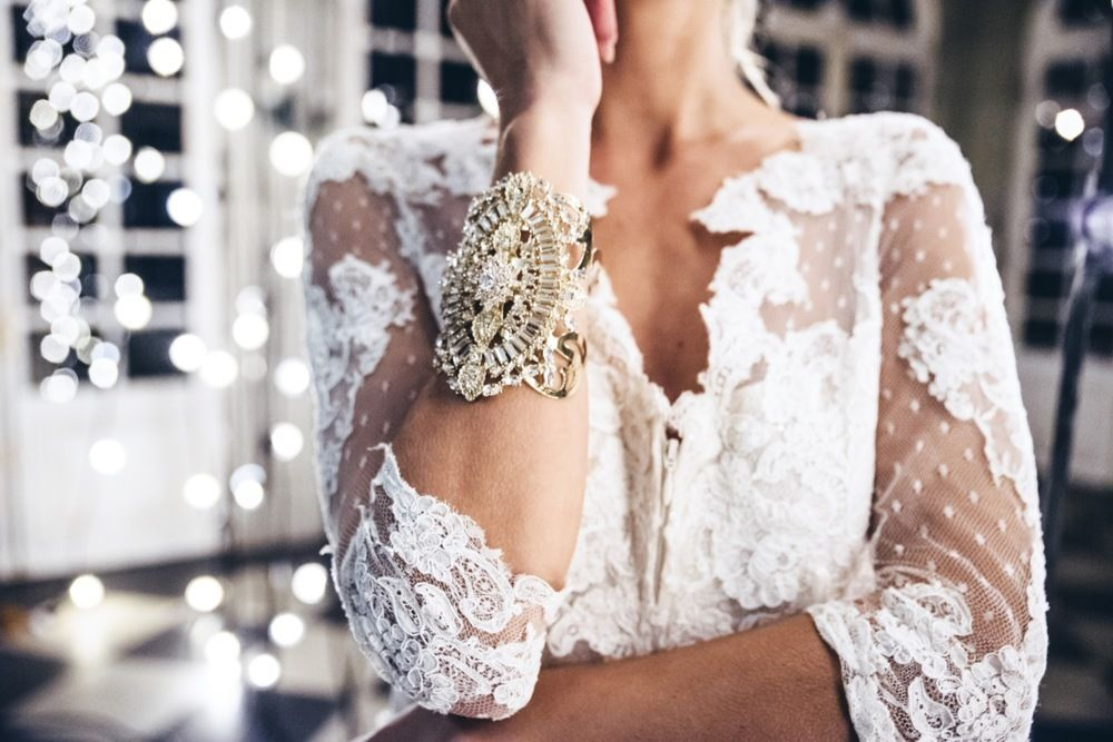 Raffaele Ciuca Berta Bridal wedding dress photoshoot at Cambell Point House-143