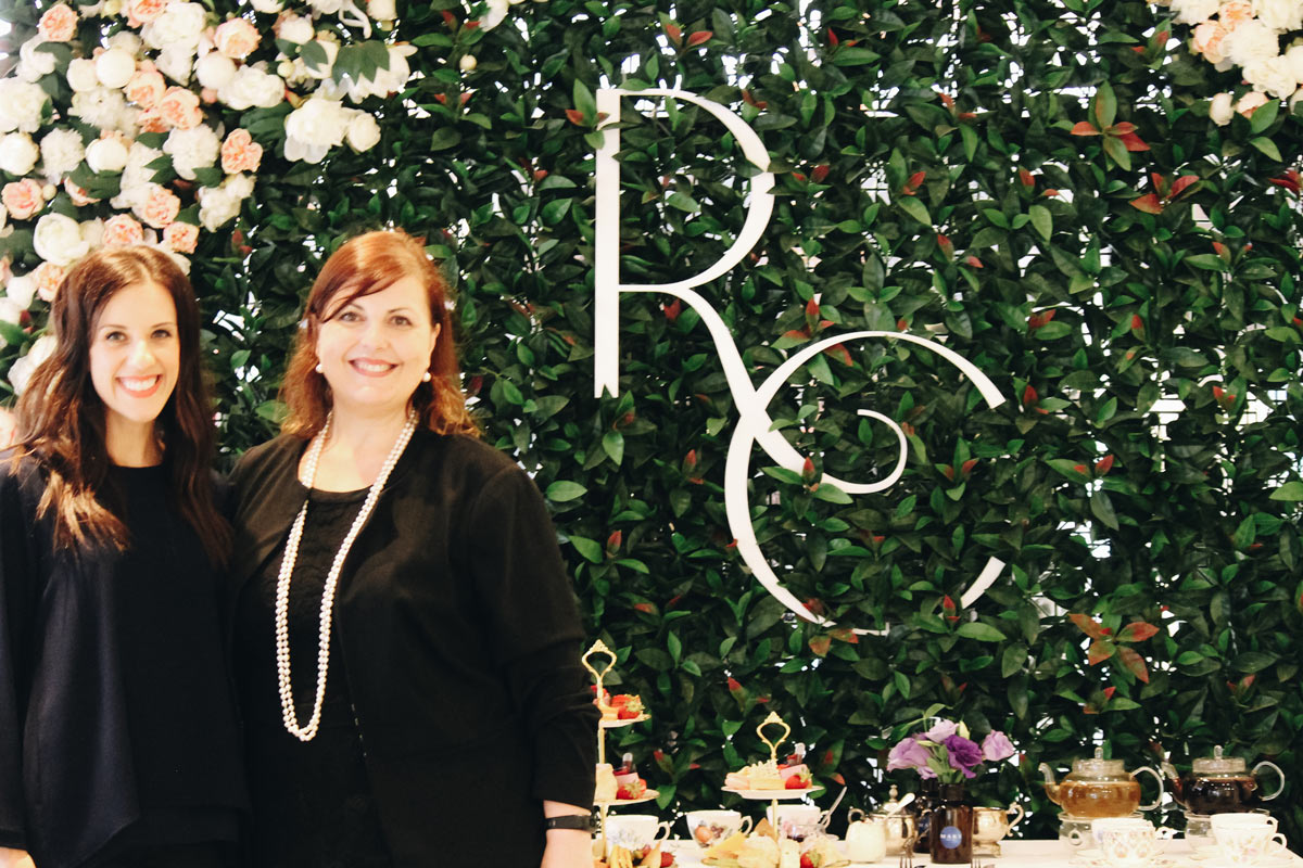 Wedded wonderland high tea with Raffaele Ciuca, Mary Eats Cake