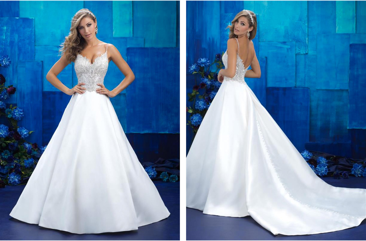 Find Your Dream Gown At Our Allure Bridals Trunk Show