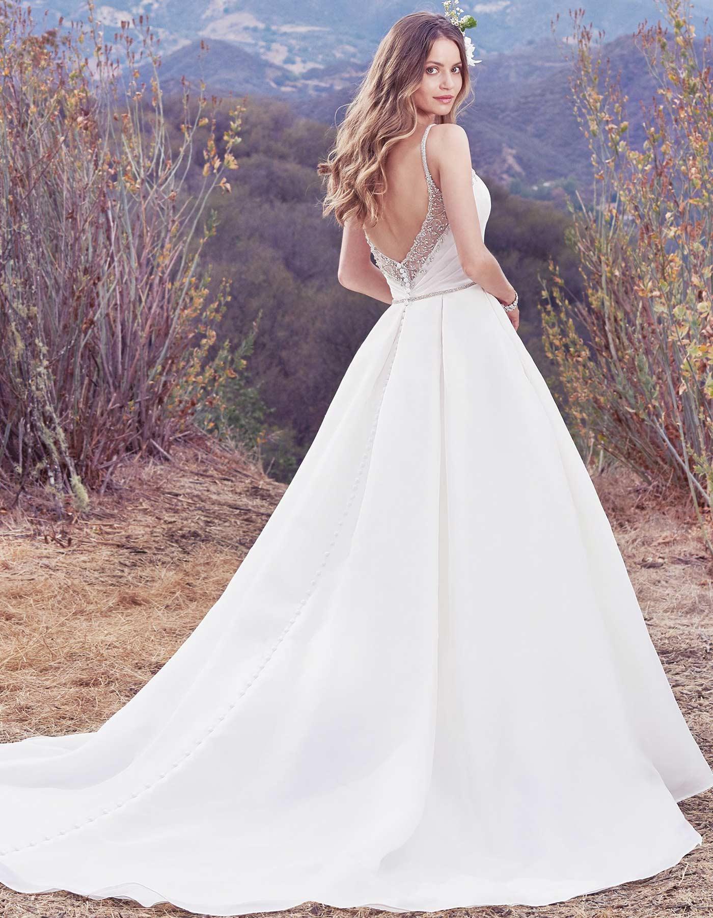 Rory Sottero And Midgley Ballgown Wedding Dress