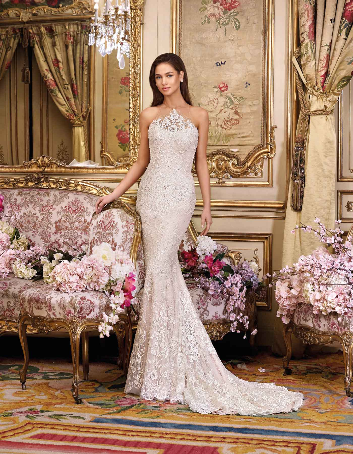Ashlyn Demetrios DP371 wedding dress Raffaele Ciuca