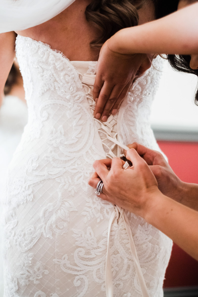 Raffaele Ciuca Real Bride wears Natalia wedding dress by Sottero and Midgely Maggie Sottero in Melbourne