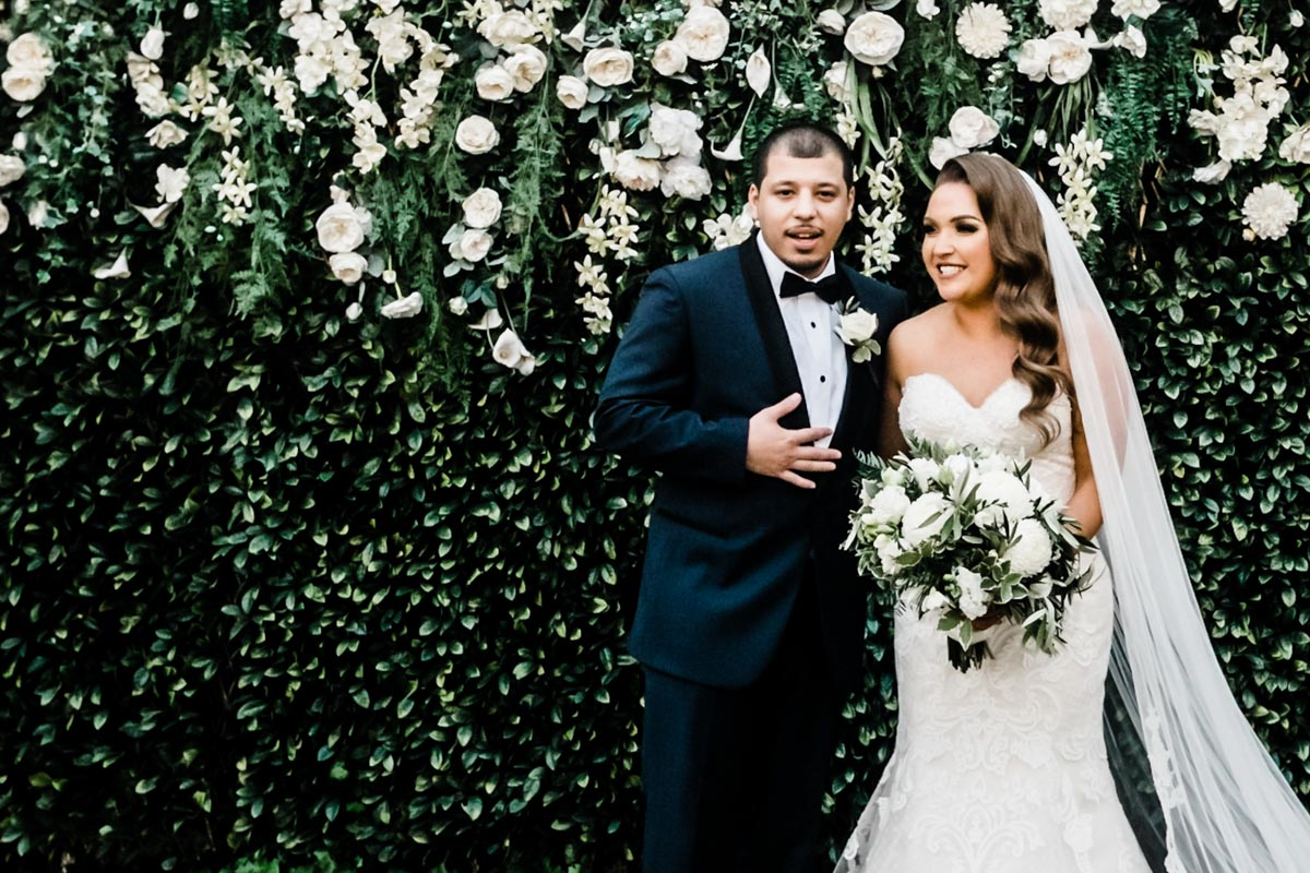 Raffaele Ciuca Real Bride wears Natalia wedding dress by Sottero and Midgely Maggie Sottero in Melbourne