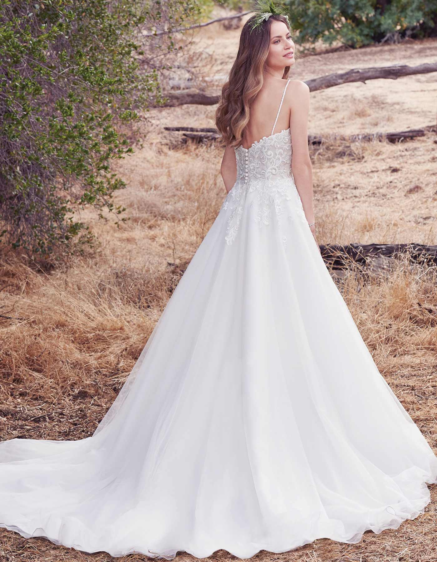 Soft Tulle Wedding Dress Morocco By Maggie Sottero