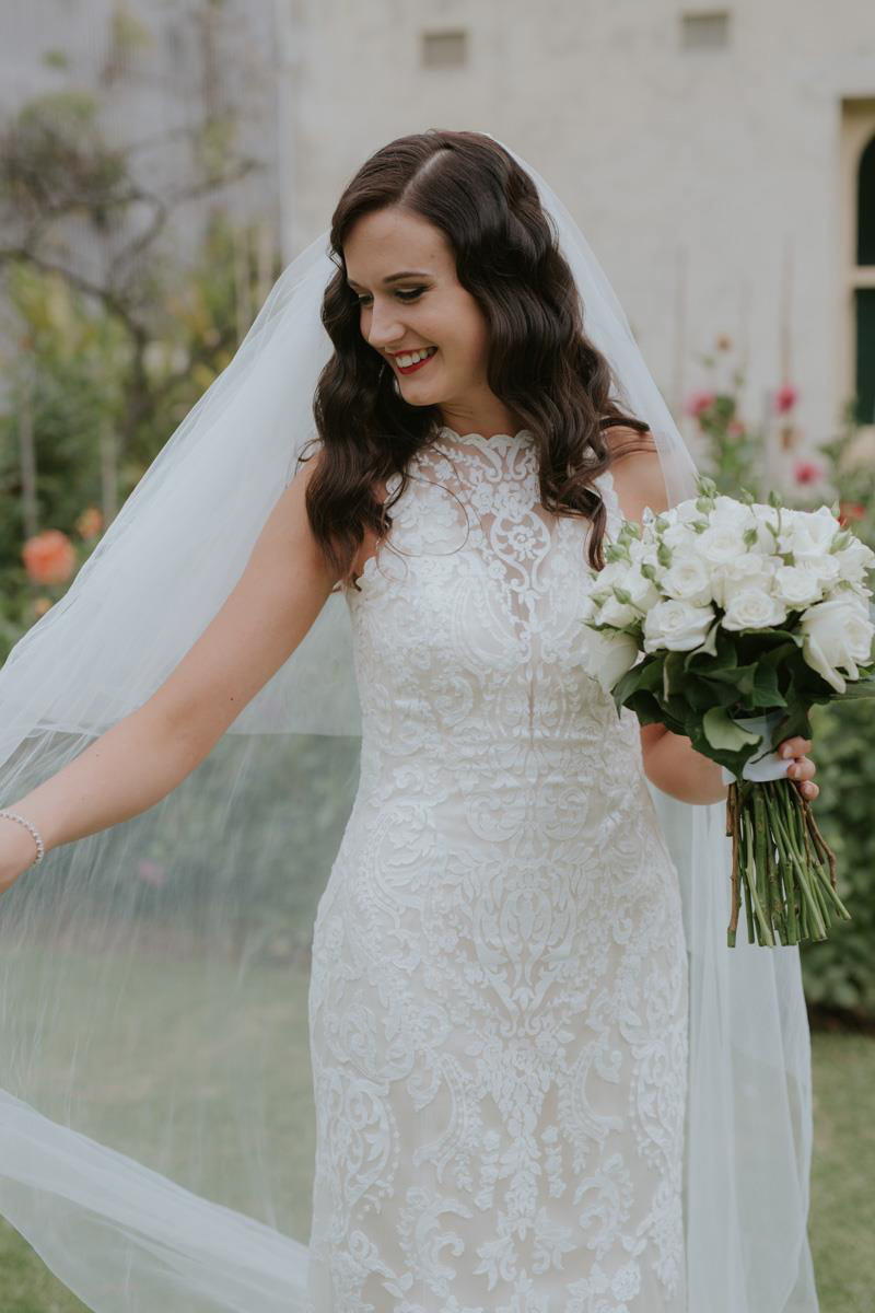 real bride sottero and midgley winifred wedding dress melbourne