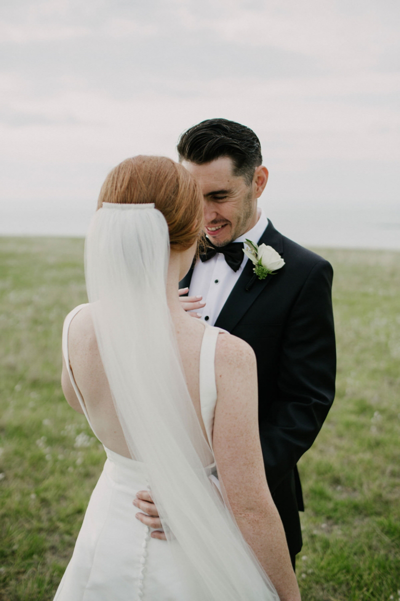 Mccall wedding dress by Maggie Sottero - winery wedding