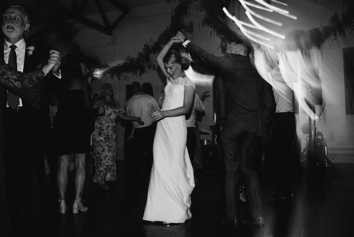 Raffaele Ciuca bride wears Onesi wedding dress by Pronovias in Melbourne, Australia