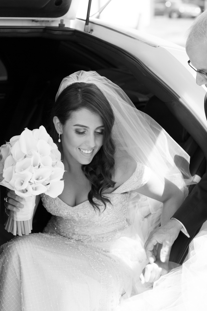 Raffaele ciuca real bride Jessica in Maggie Sottero Annika wedding dress Melbourne