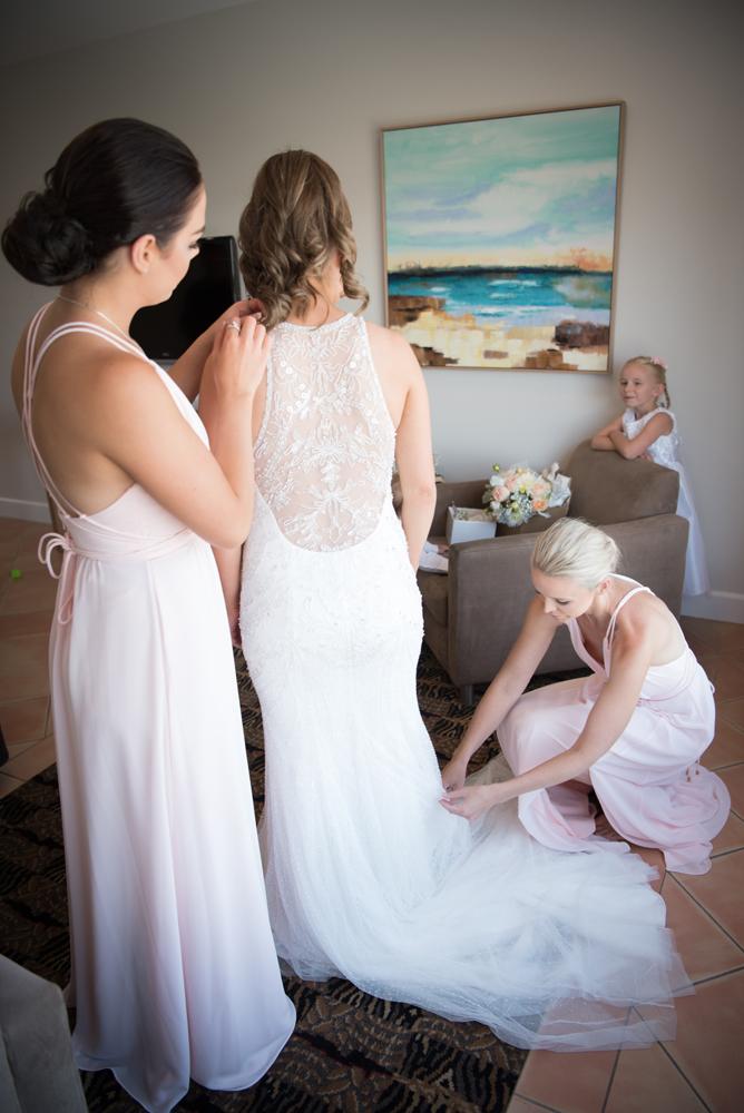 RAFFAELE CIUCA ROSA CLARA VEGA WEDDING DRESS RC REAL BRIDE ALYCE + CHRIS