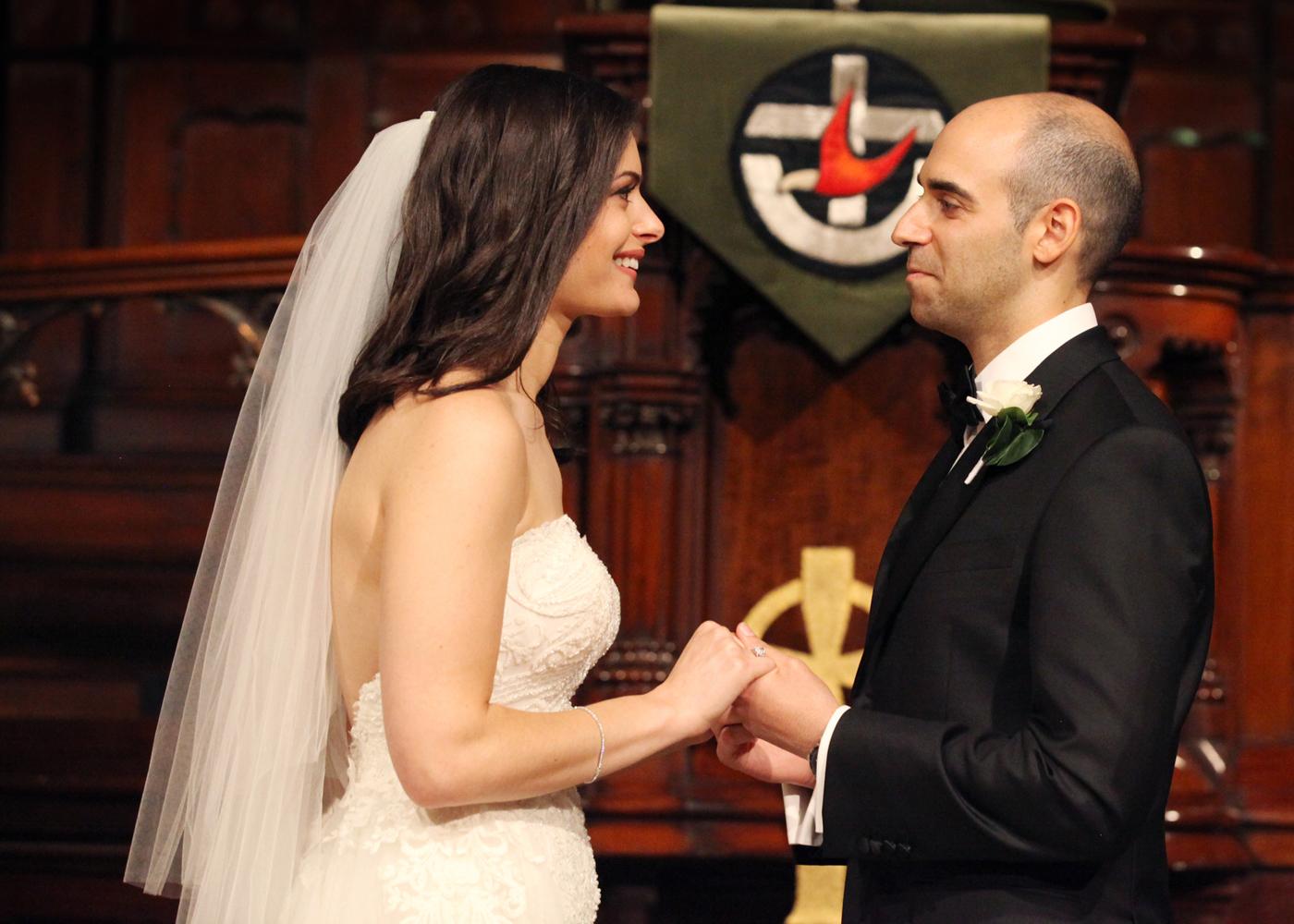 Melissa + Michael RC real bride sottero and midgley hadley wedding Dress