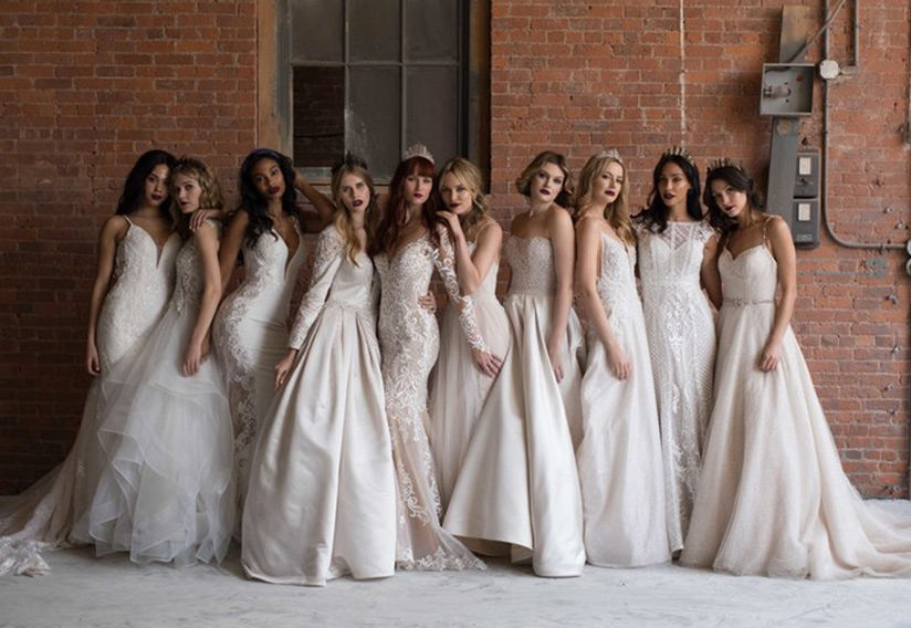 Maggie Sottero 2019 Trunk Show