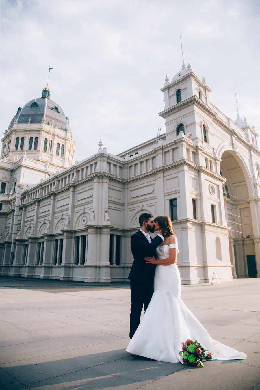 Clare + Ric RAFFAELE CIUCA - RC Real Bride Delco by Pronovias