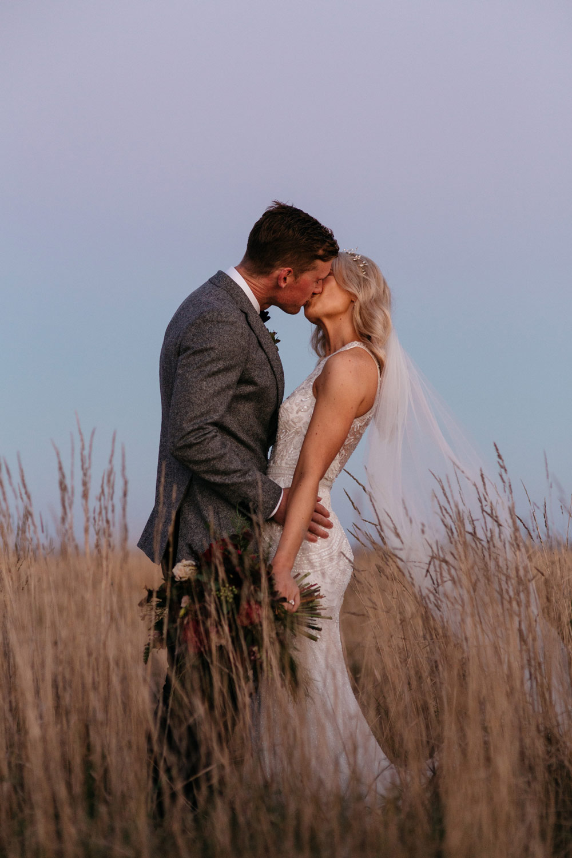 RC REAL Bride - Ashleigh + James Rosa Clara Soft Lori Raffaele Ciuca
