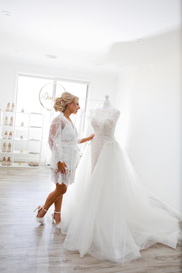 Dimi + Kosta   #RCREALBRIDE   Real bride Wedding Melbourne   Greek Wedding   Melbourne Wedding   DEMETRIOS 707 Wedding Gown   Raffaele Ciuca