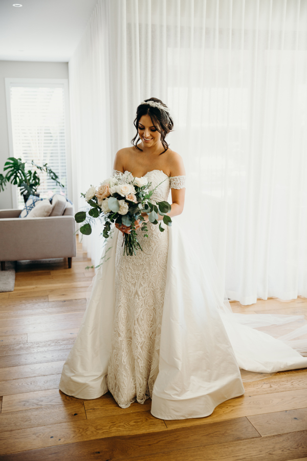RAFFAELE CIUCA RC REAL BRIDE | GABBY + KELVIN | MAGGIE SOTTERO HADLEY | REAL WEDDING | REAL BRIDE
