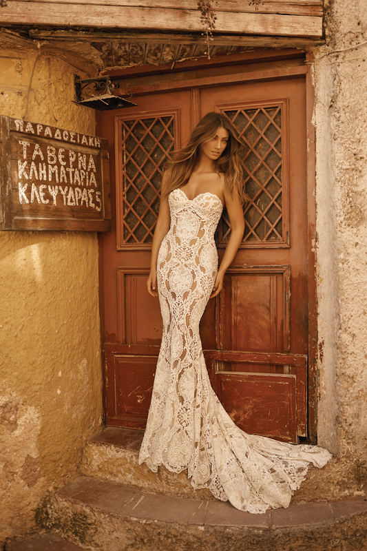 BERTA 2019 ATHENS COLLECTION RAFFAELE CIUCA DESIGNER WEDDING DRESS