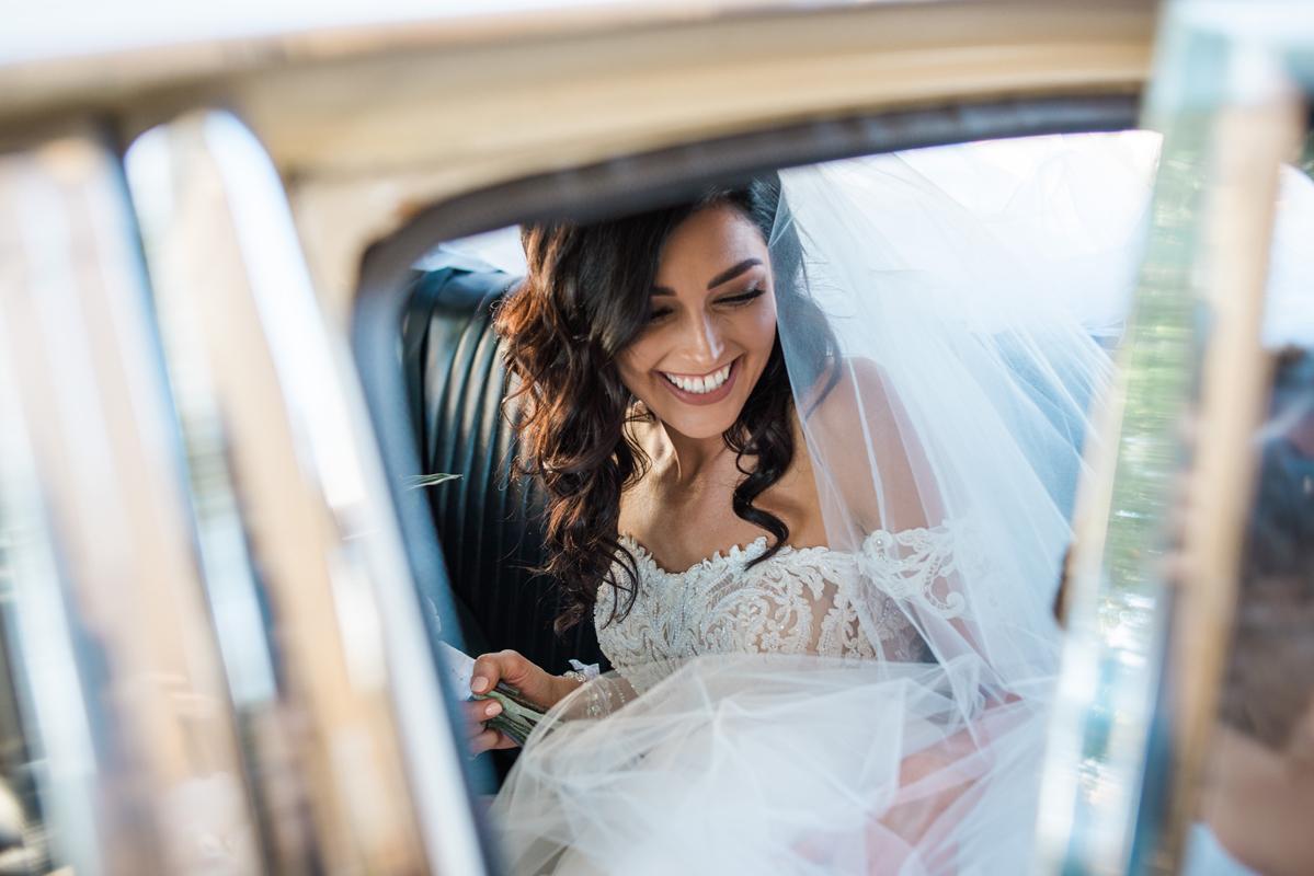Laura + Daniel | RC Real Bride | Real Bride | Real Wedding | Melbourne Wedding | Raffaele Ciuca | Rebecca Ingram Lavonne Dress with Detachable sleeves | Maggie Sottero