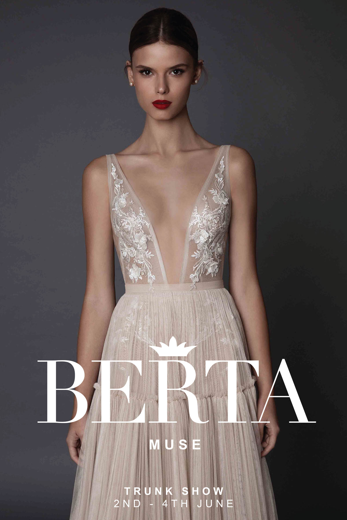 berta muse 2017 trunk show