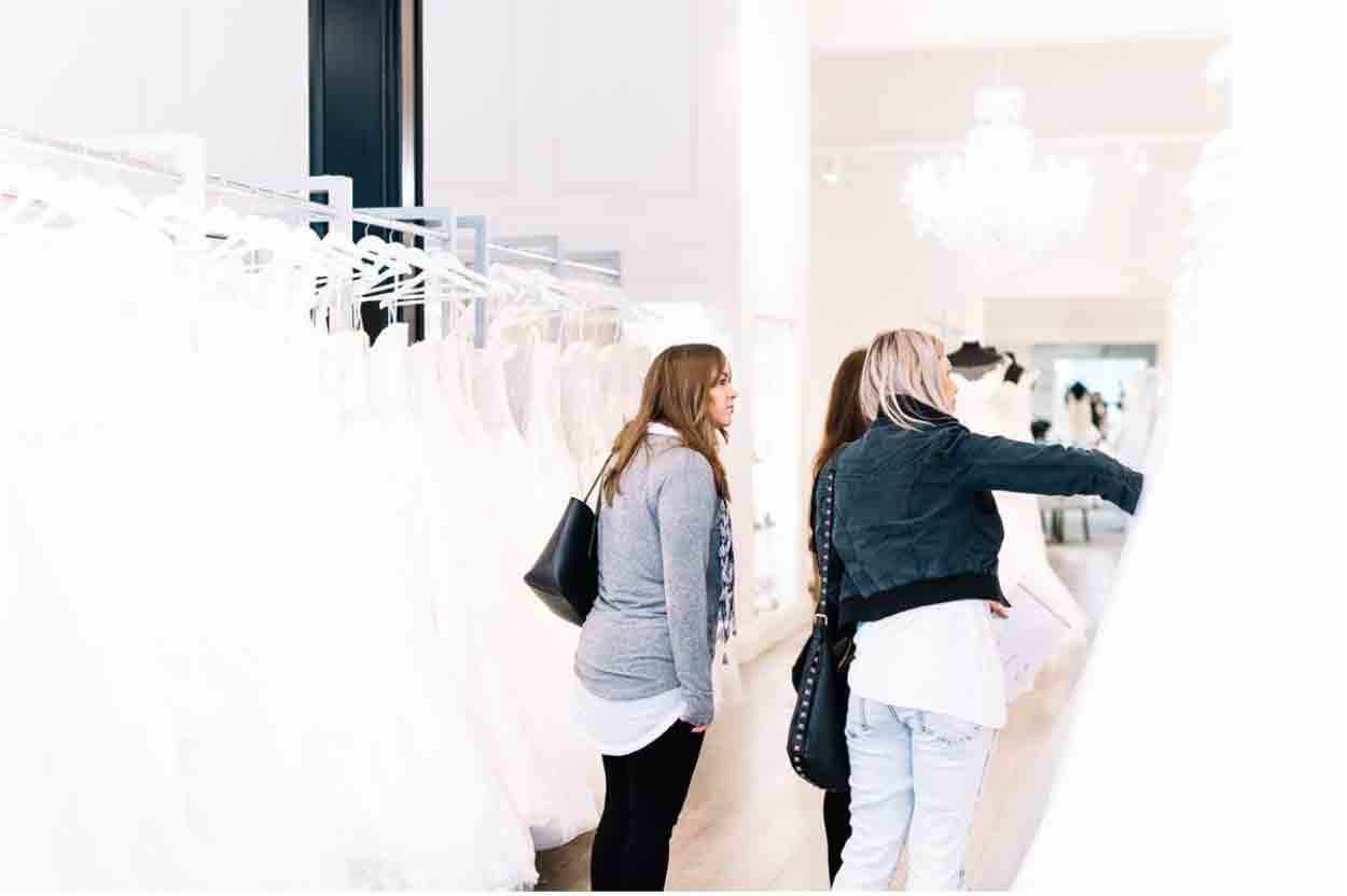 The Bride Guide - Nervous about wedding dress shopping? 6 stress-free solutions. New wedding dresses you will love! www.raffaeleciuca.com.au MELB . AUS