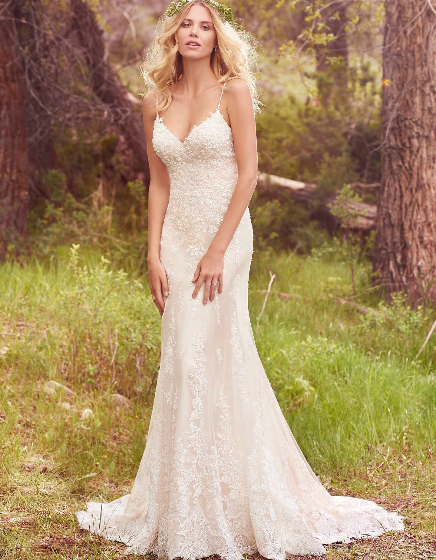Maggie Sottero High Low Wedding Dress