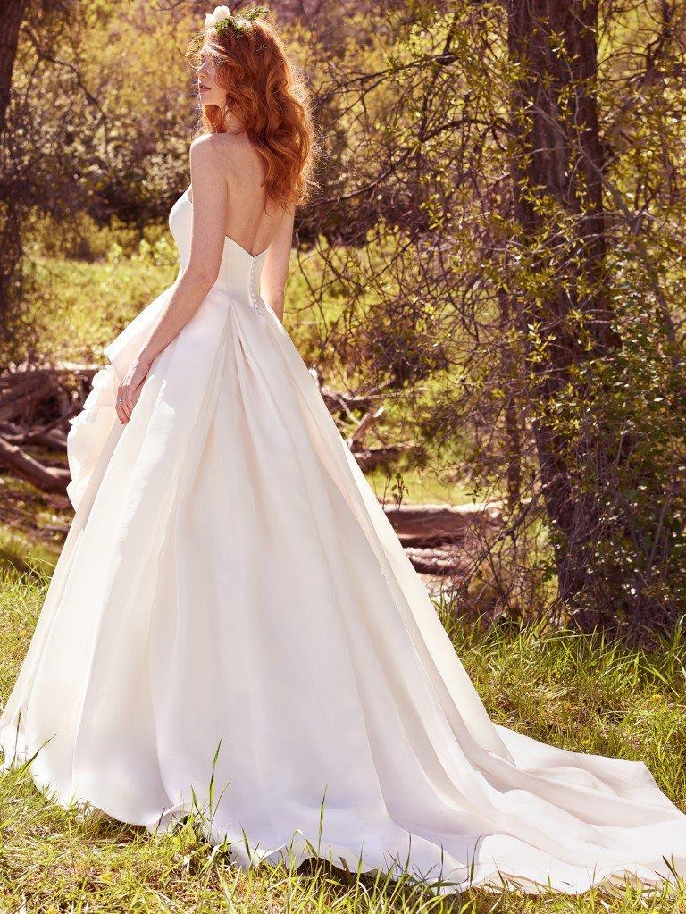 Bianca Maggie Sottero wedding dress