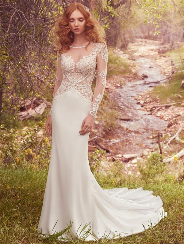 Blanche by Maggie Sottero