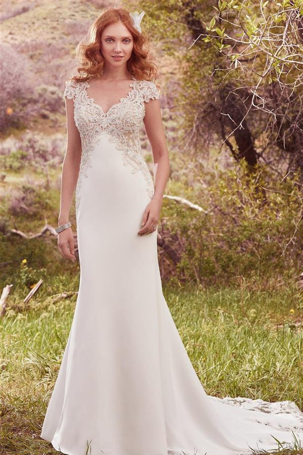 Odette wedding dress by Maggie Sottero