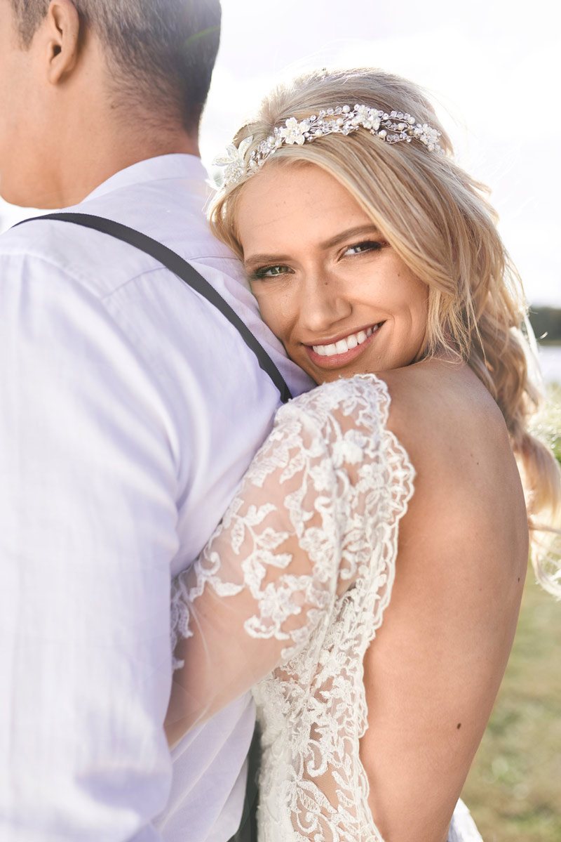 Roberta bohemian wedding dress by Maggie Sottero
