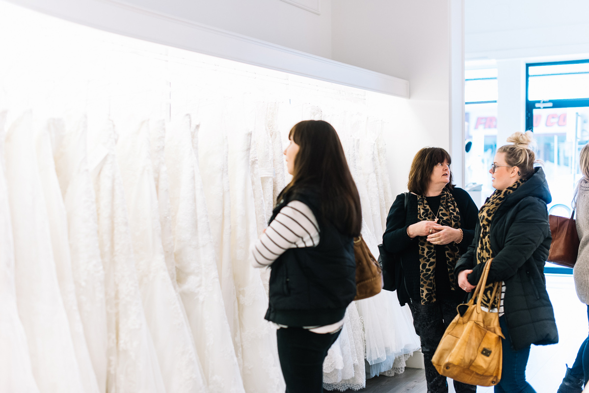 Shopping for your wedding dress in Melbourne, how to find your dream gown