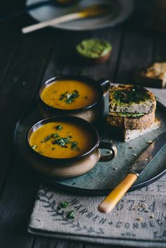 pumpkin soup, fall/ autumn wedding menu