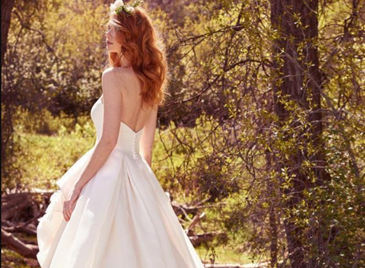 bianca wedding dress by maggie sottero