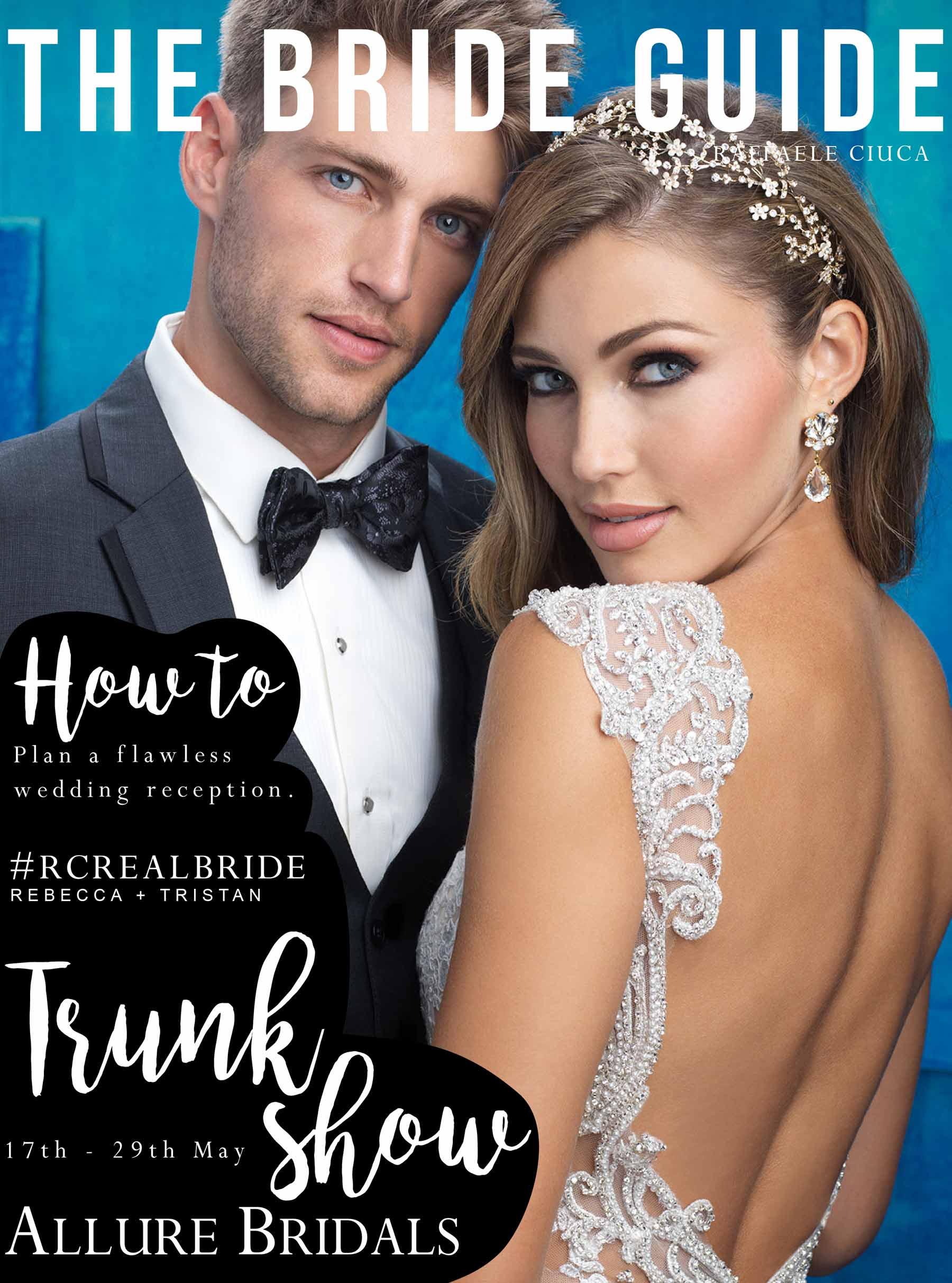 Bride Guide front cover