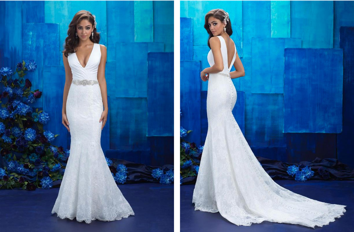 Allure Wedding Dresses.Find Your Dream Gown At Our Allure Bridals Trunk Show
