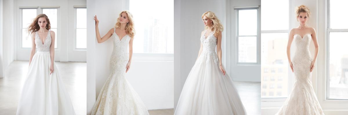 Madison James 2017 Fall wedding dresses