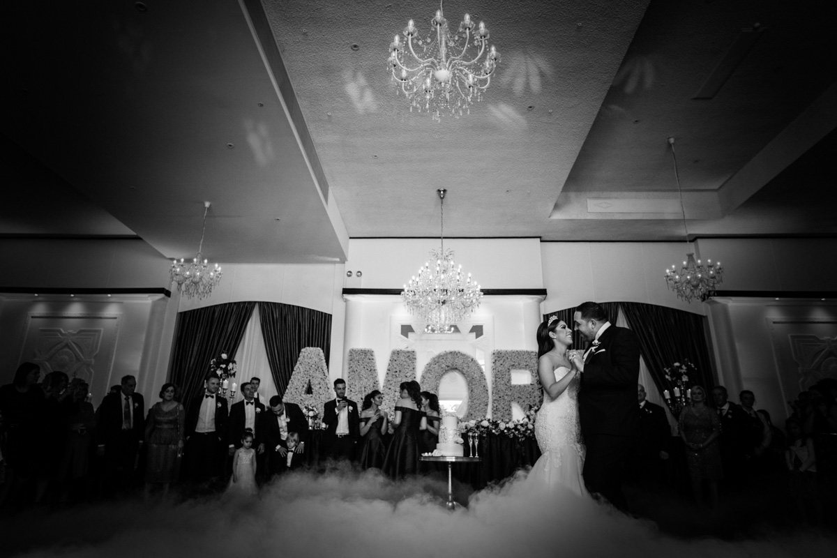 real bride wears Keely wedding dress by Maggie Sottero