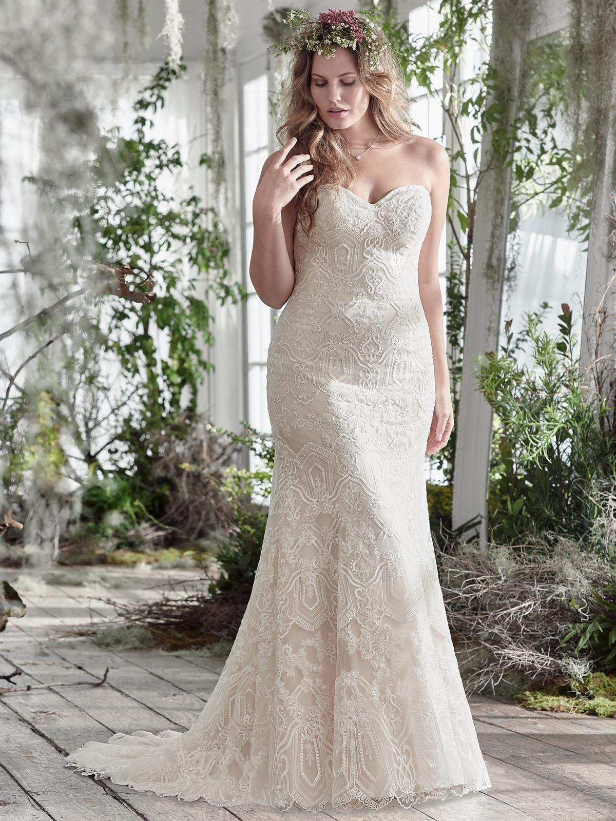 fredricka maggie sottero plus size wedding dress melbourne