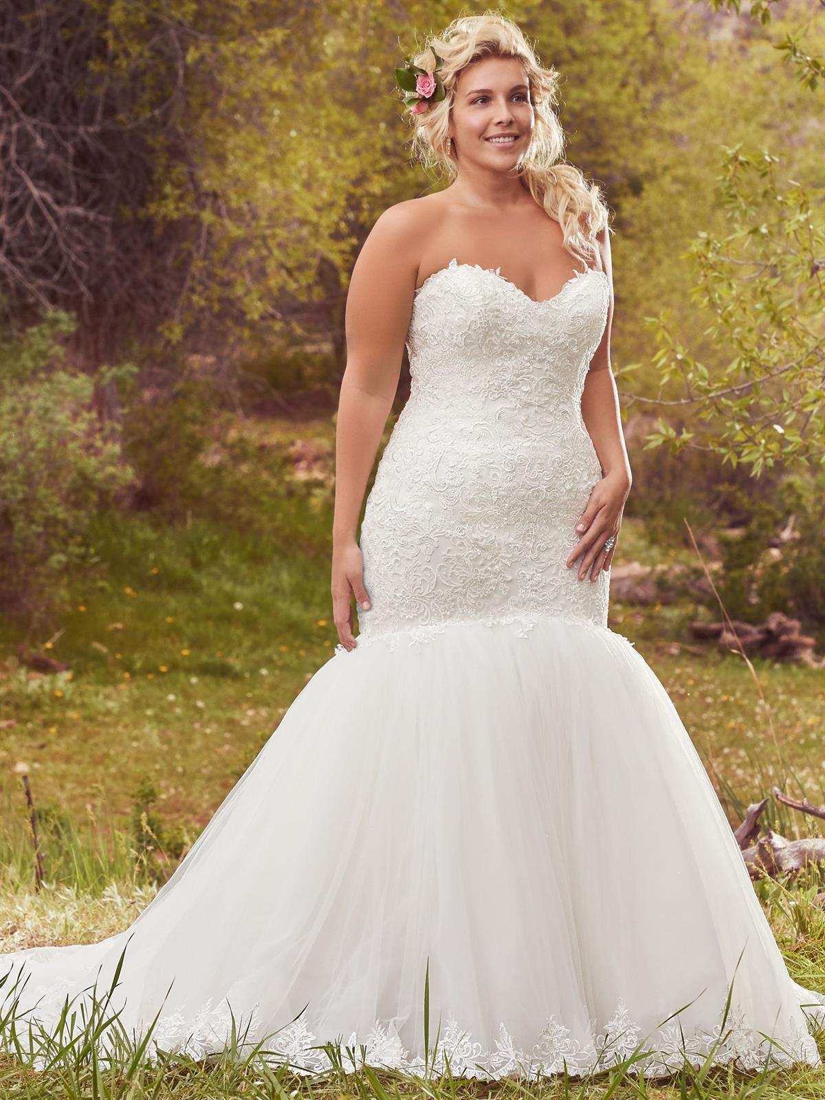 landsing maggie sottero plus size wedding dress melbourne