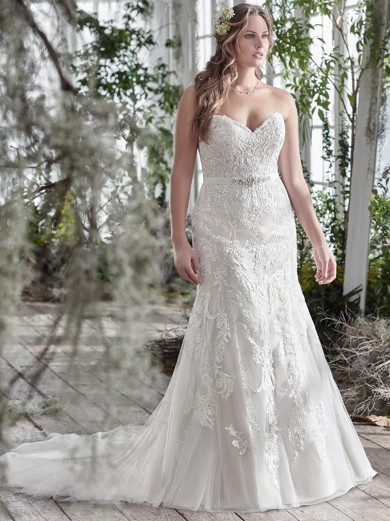 winstyn maggie sottero plus size wedding dress melbourne