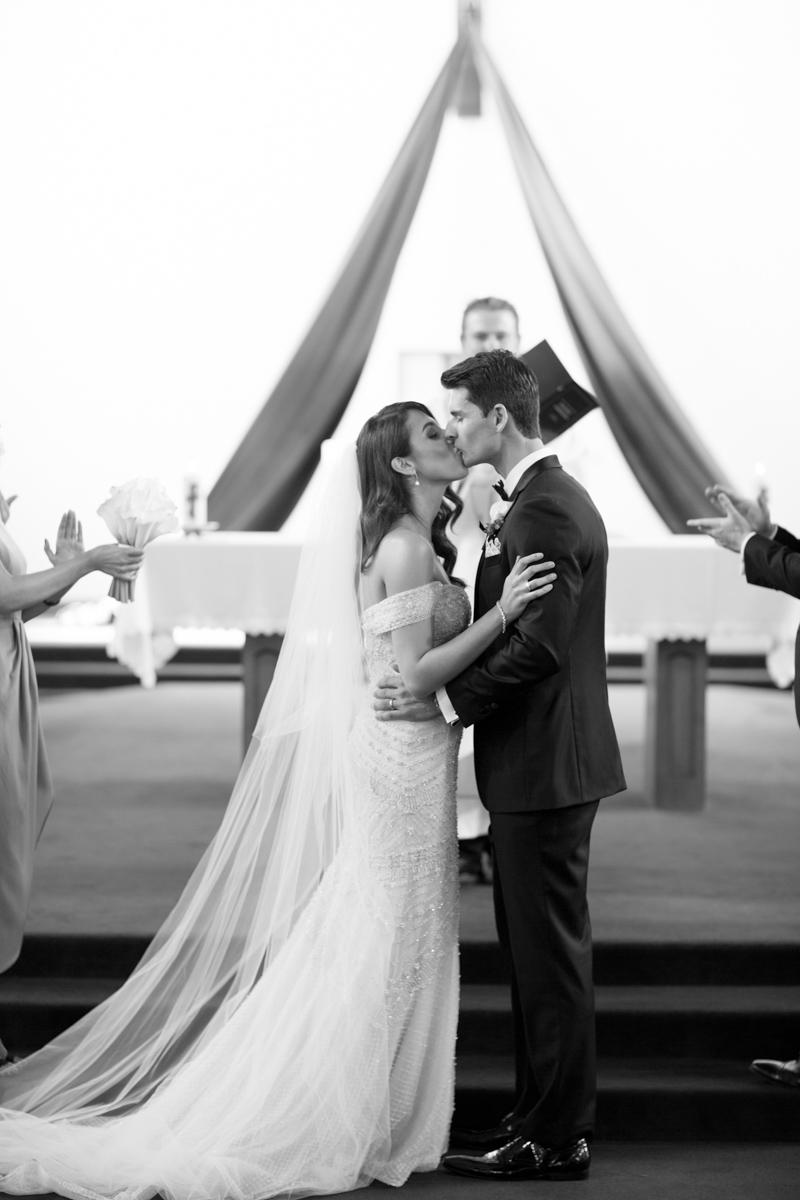 Raffaele ciuca real bride Jessica in Maggie Sottero Annika wedding dress Melbourne