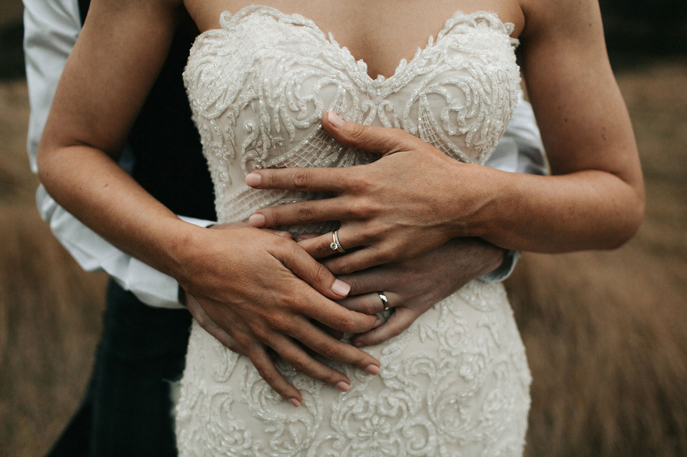 RAFFAELE CIUCA SOTTERO AND MIDGLEY HADLEY WEDDING DRESS EMILY COLIN RC REAL BRIDE