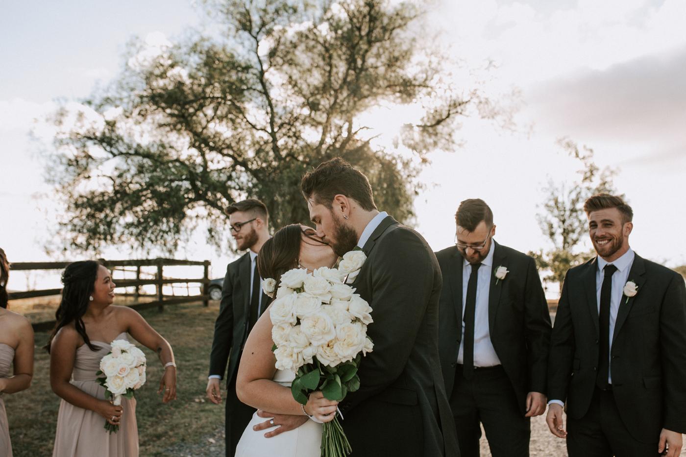 RC Real Bride - Allure Bridal Mermaid Wedding Dress 9416 - Shannon & Alex-Joel